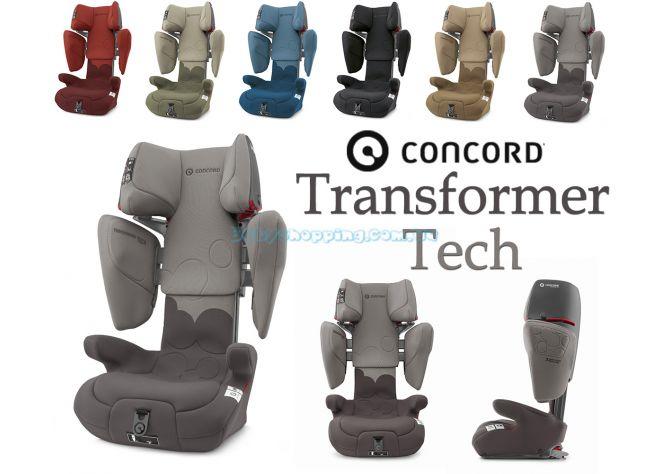 Автокресло Concord Transformer Tech  ����, �������� | Babyshopping