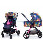 Детская коляска 2 в 1 Cosatto Wowee ����, ��������   Babyshopping