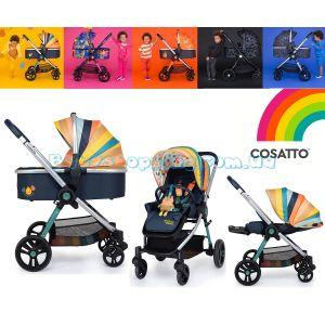 Дитяча коляска 2 в 1 Cosatto Wowee фото, картинки   Babyshopping