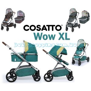 Универсальная коляска 2в1 Cosatto Wow XL фото, картинки | Babyshopping