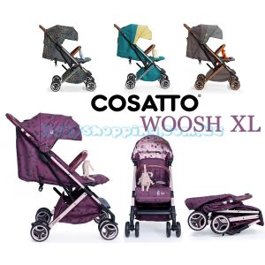 Прогулочная коляска Cosatto Woosh XL фото, картинки | Babyshopping