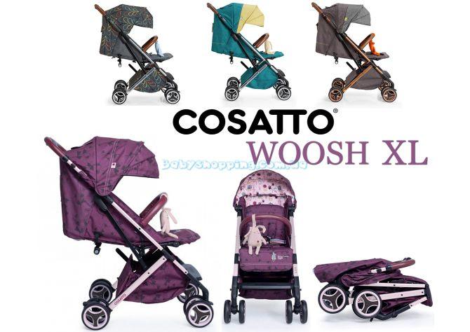 Прогулочная коляска Cosatto Woosh XL ����, �������� | Babyshopping