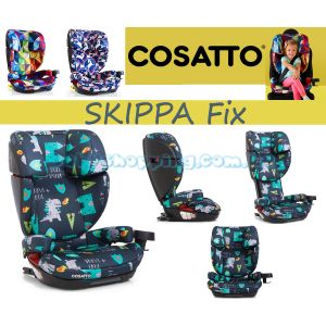 Автокресло Cosatto Skippa Fix  фото, картинки | Babyshopping
