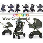 Универсальная коляска 2 в 1 Cosatto Wow Continental  ����, �������� | Babyshopping