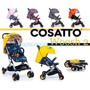 Прогулочная коляска Cosatto Woosh 2  фото, картинки | Babyshopping
