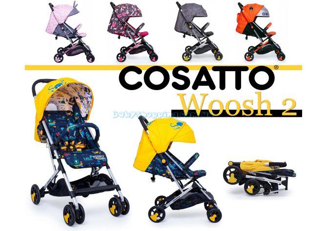 Прогулочная коляска Cosatto Woosh 2  ����, �������� | Babyshopping