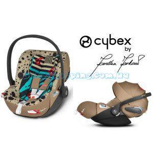 Автокресло Cybex Cloud Z i-Size by Karolina Kurkova  фото, картинки | Babyshopping