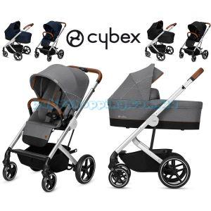 Универсальная коляска 2 в 1 Cybex Balios S Denim Edition фото, картинки | Babyshopping
