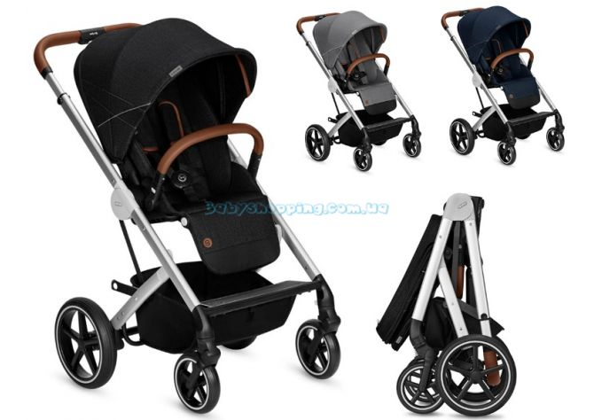 Прогулочная коляска Cybex Balios S Denim Edition ����, �������� | Babyshopping