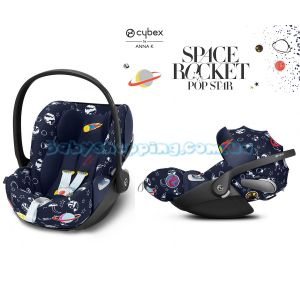 Автокресло Cybex Cloud Z by Anna K Space Rocket  фото, картинки | Babyshopping
