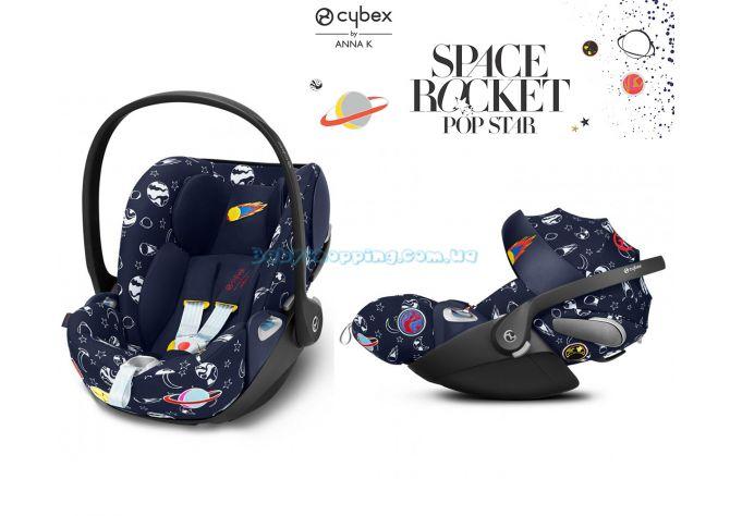 Автокресло Cybex Cloud Z by Anna K Space Rocket  ����, �������� | Babyshopping