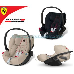 Автокресло Cybex Cloud Z i-Size for Scuderia Ferrari  фото, картинки | Babyshopping