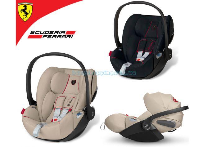 Автокресло Cybex Cloud Z i-Size for Scuderia Ferrari  ����, �������� | Babyshopping