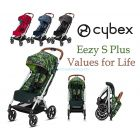 Прогулочная коляска Cybex Eezy S Plus Values for Life  ����, �������� | Babyshopping