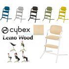 Деревянный стульчик для кормления Cybex Lemo Wood ����, �������� | Babyshopping