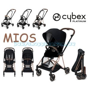 Прогулочная коляска Cybex Mios 2019 фото, картинки | Babyshopping
