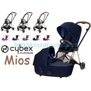 Детская коляска 2 в 1 Cybex Mios 2019 фото, картинки | Babyshopping