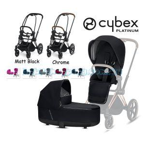Универсальная коляска 2 в 1 Cybex Priam Lux 2019 фото, картинки | Babyshopping