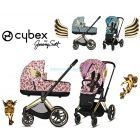 Детская коляска 2 в 1 Cybex Priam Cherubs by Jeremy Scott 2020 ����, �������� | Babyshopping