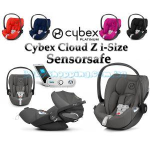 Автокресло Cybex Cloud Z i-Size Sensorsafe 2019  фото, картинки | Babyshopping