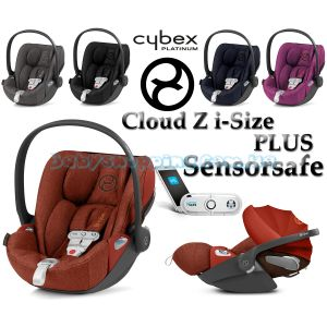 Автокресло Cybex Cloud Z i-Size Plus Sensorsafe 2019  фото, картинки | Babyshopping