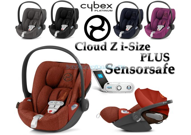 Автокресло Cybex Cloud Z i-Size Sensorsafe Plus 2019 ����, �������� | Babyshopping