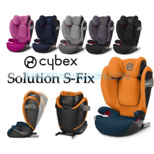Автокрісло Cybex Solution S-Fix, 2019 фото, картинки | Babyshopping