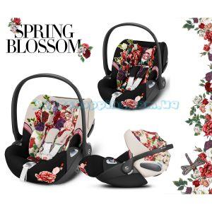 Автокресло Cybex Cloud Z i-Size Spring Blossom фото, картинки | Babyshopping