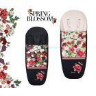 Чехол для ног Cybex Footmuff Spring Blossom ����, �������� | Babyshopping