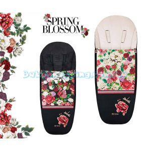 Чехол для ног Cybex Footmuff Spring Blossom фото, картинки | Babyshopping