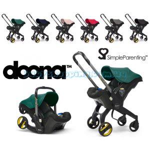 Автокрісло-коляска Doona Simple Parenting  фото, картинки | Babyshopping