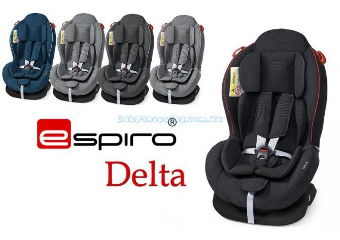 Автокресло Espiro Delta ����, �������� | Babyshopping
