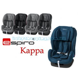 Автокрісло Espiro Kappa 2019 фото, картинки | Babyshopping