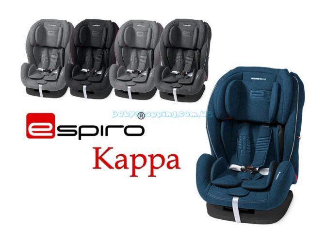 Автокресло Espiro Kappa 2019 ����, �������� | Babyshopping