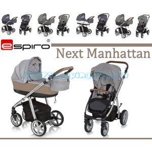 Универсальная коляска 2в1 Espiro Next Manhattan фото, картинки | Babyshopping
