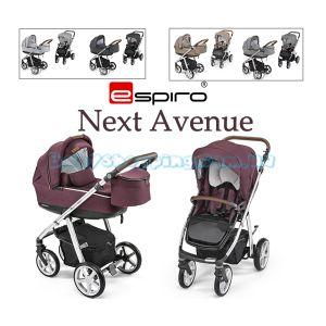 Универсальная коляска 2 в 1 Espiro Next Avenue фото, картинки | Babyshopping