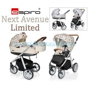 Универсальная коляска 2 в 1 Espiro Next Avenue Limited фото, картинки | Babyshopping