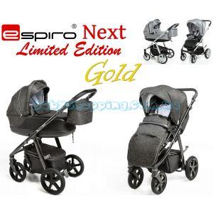 Универсальная коляска 2 в 1 Espiro Next Gold Limited  фото, картинки | Babyshopping