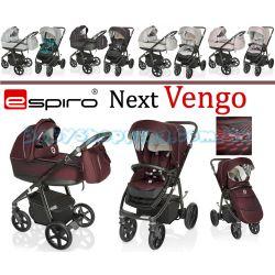 Універсальна коляска 2 в 1 Espiro Next Vengo фото, картинки | Babyshopping
