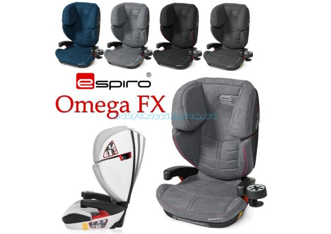 Автокресло Espiro Omega FX  ����, �������� | Babyshopping