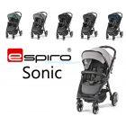 Прогулочная коляска Espiro Sonic 2019 ����, ��������   Babyshopping