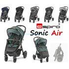 Прогулочная коляска Espiro Sonic Air 2019 ����, ��������   Babyshopping