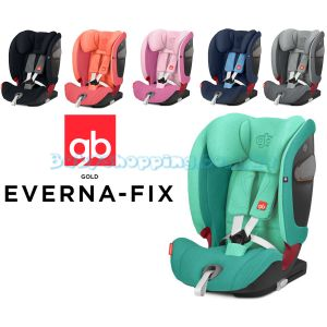 Автокресло GB Everna-Fix  фото, картинки | Babyshopping
