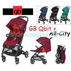 Прогулочная коляска GB Qbit Plus All-City 2019 фото, картинки | Babyshopping