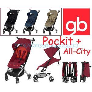 Прогулочная коляска GB Pockit Plus All City фото, картинки   Babyshopping