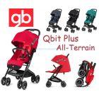 Прогулочная коляска GB Qbit Plus All Terrain 2019 фото, картинки | Babyshopping