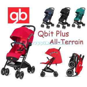Прогулочная коляска GB Qbit Plus All Terrain 2019 фото, картинки   Babyshopping