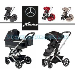 Дитяча коляска 2 в 1 Hartan Avantgarde Mercedes-Benz Collection фото, картинки | Babyshopping