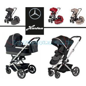 Детская коляска 2 в 1 Hartan Avantgarde Mercedes-Benz Collection  фото, картинки | Babyshopping