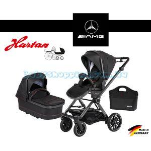 Универсальная коляска 2 в 1 Hartan AMG GT Mercedes-Benz Collection фото, картинки | Babyshopping
